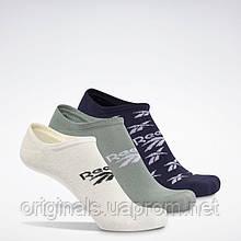 Короткие носки Reebok Classics Invisible GM5867 2021