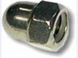 Гайка колпачковая М12 ГОСТ 11860-85 з нержавійки, фото 3