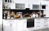 Кухонный фартук 3Д пленка Страж мостов фотопечать наклейка на стену 60х250см Архитектура, фото 1