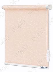 Ролети тканинні Акант Світло-Рожеві