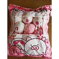 Подушка усередині іграшки Свинка Пеппа