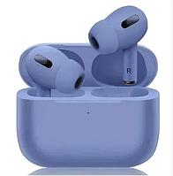 Гарнитура Bluetooth stereo сенсорная Pro TWS, голубые