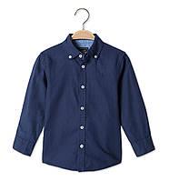 Рубашка на мальчика C&A (Германия) р110,122 см