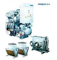 Холодильная машина МВВД35-2-4