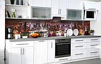 Самоклеющаяся Пленка для Фартука  Современный мир наклейка на стену 60х250см Архитектура, фото 1
