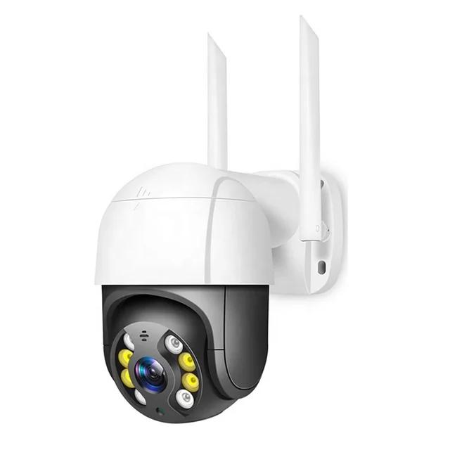 IP камера Wi-Fi N8-300W HD 2048x1536P 3MP. Уличная, поворотная, погодозащитная цифровая с Блоком питания