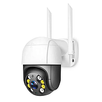 IP камера Wi-Fi N8-300W HD 2048x1536P 3MP. Уличная, поворотная, погодозащитная цифровая с Блоком питания, фото 1