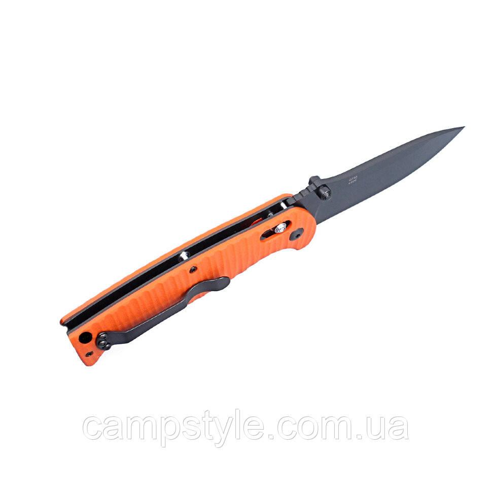 Ніж складний Ganzo G7413P-OR-WS помаранчевий