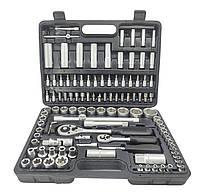 Качественный набор инструментов 108 предметов King STD KSD-108. Профессиональный!