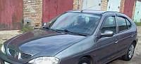 Дефлекторы окон, ветровики \ Renault Megane 4/5d 1995-2002 sed/htb / Рено меган хэтчбэк и седан \ RACING