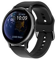 Мужские умные часы Smart DT88 Pro Black. Смарт часы с тонометром и пульсометром