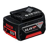 Батарея аккумуляторная Bosch Li-Ion 14.4В 1.5А/ч с индикат заряд 2607336552