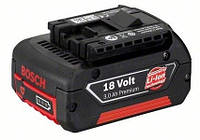 Батарея аккумуляторная Bosch Li-Ion 18В 1.5А/ч с индикат заряда 2607336560