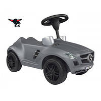 Машинка каталка BIG Mercedes Benz SLS AMG 56344