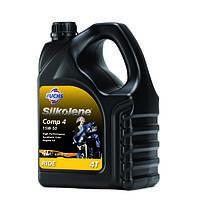 Мотоциклетное масло FUCHS Silkolene COMP4 15w-50 (4л.) для 4-тактных двигателей