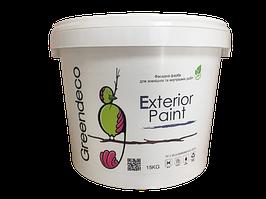 Фасадная краска Exterior Paint  (15 кг). Greendeco