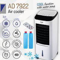 Климатизатор Adler AD 7922 3 в 1 (охлаждение, увлажнение и очистка) 65 Вт
