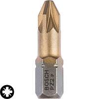 Набор бит Bosch 25шт. TicTac PZ2 Max Grip, 25мм 2608522274, фото 1
