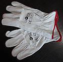 Перчатки сварщика из козьей кожи, фото 2