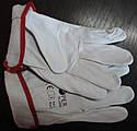 Перчатки сварщика из козьей кожи, фото 4