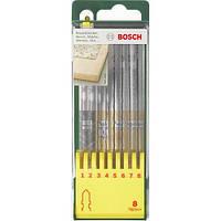 Полотна пильные Bosch SORT.Т-ХВОС 8шт. 2607019458, фото 1