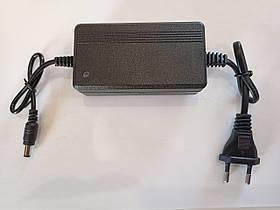 Блок живлення імпульсний  12В  2А (пластиковий корпус)