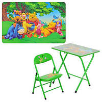 Детская парта - столик со стульчиком DT 18-13