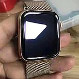 Защитное стекло Apple watch 44mm Mocolo 3D с ультрафиолетовой лампой , фото 4