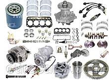 Запчасти на двигатель Mitsubishi S4E, S4E2, S4S, S4Q2