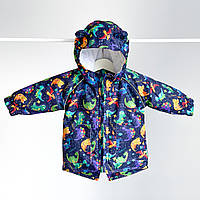 Дитяча демісезонна курточка-парка