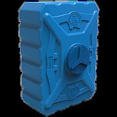 Емкость 500 л квадратная трехслойная