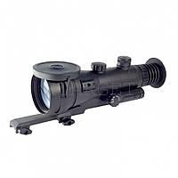 Прицел ночного видения Dipol D241H(long)b/w F100, 4x,2+ , 500 mA/Lm , 40 lp/mmIRподсв, боков к