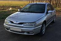 Дефлекторы окон, ветровики \ Renault Laguna I 1993-2001 (+OT) \ Рено Лагуна 1 \ RACING