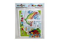 Мозаика с круглыми фишками 30-015 Kinderwаy