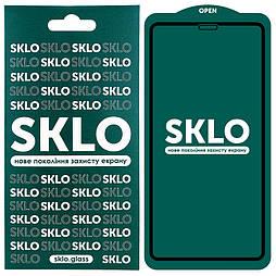 Защитное стекло iPhone XS Max SKLO 5D