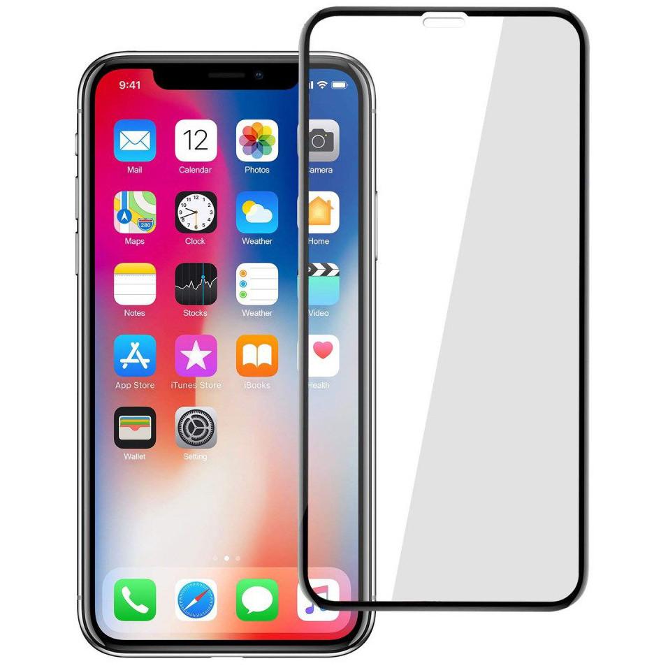 Захисне скло iPhone XS Max 5D Hard