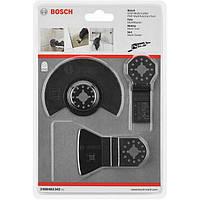 Набор полотен Bosch для работ по плитке из 3 шт. 2608662342, фото 1