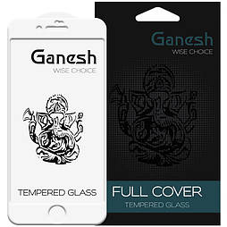 Защитное стекло iPhone SE 2020 5D Ganesh Premium