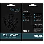 Защитное стекло iPhone SE 2020 5D Ganesh Premium, фото 3