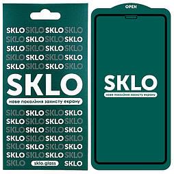 Защитное стекло iPhone 12 SKLO 5D