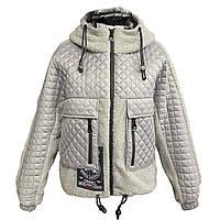 Демисезонная утепленная женская куртка San Crony SCW-IS252-C/964