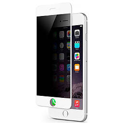 Захисне скло iPhone 8 plus 5D Privacy Matte