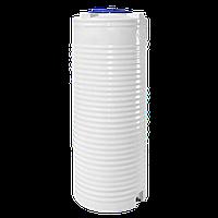 Емкость 500 л узкая вертикальная