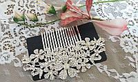 Весільний гребінь нареченої (Гр-Ч-07)