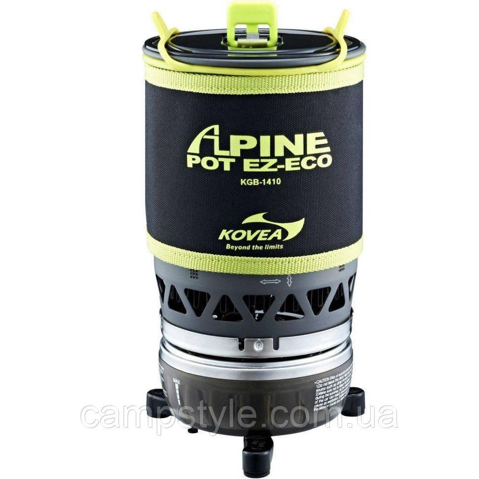 Газовий пальник Kovea Alpine Pot EZ-ECO KGB-1410