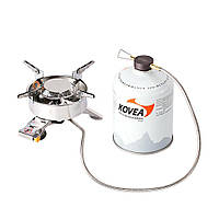 Газовий пальник Kovea CAMP-1 Plus KB-1608, фото 1