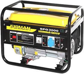 Бензиновый генератор Firman SPG 3000 ( 2.5 кВт/четырёхтактный двигатель/однофазный )
