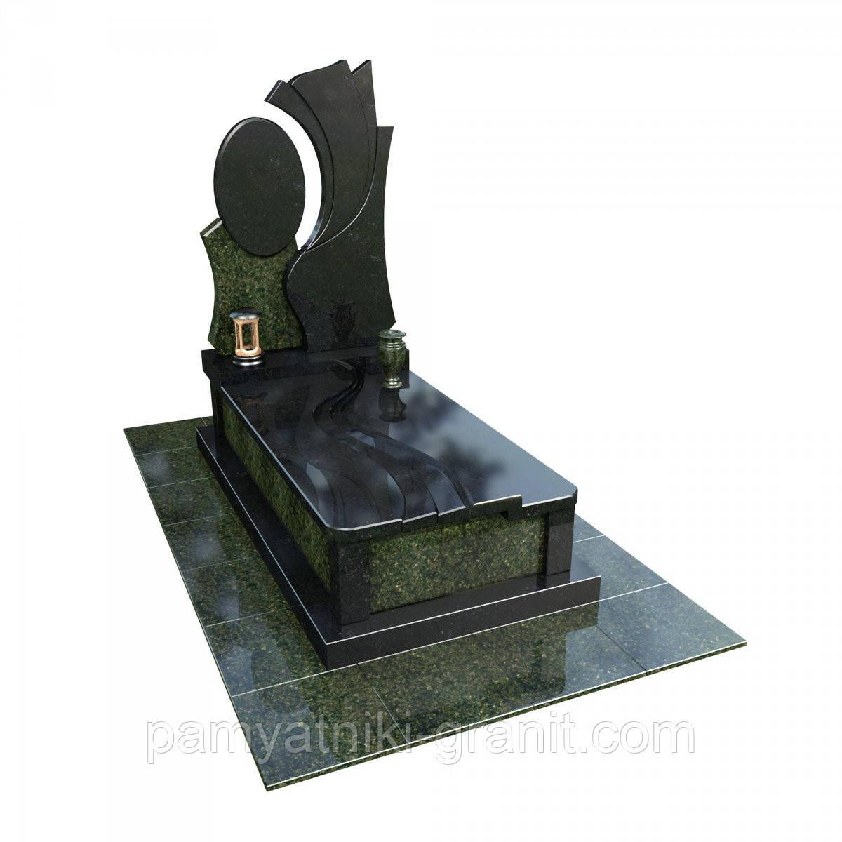 Памятники гранитный (Образец 2053)