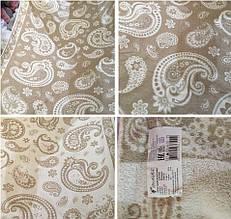 Простирадло махрова ТМ Речицький текстиль (Білорусія) Ярмарок бавовна/льон 208х200 см