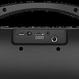 Колонка SVEN PS-425 Black (12 Вт, Bluetooth, FM, USB, microSD, LED-дисплей, 1500мА*год), фото 3